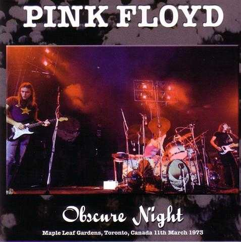Pink Floyd Obscure Night